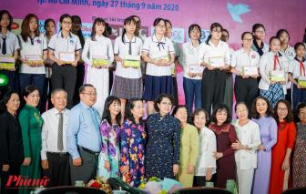 Học bổng Nguyễn Thị Minh Khai: 30 năm tỏa sáng những ước mơ