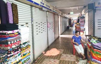 Hết dịch, các chợ ở Đà Nẵng vẫn vắng khách