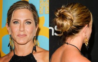 Các kiểu tóc của Jennifer Aniston qua 30 năm