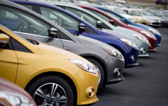 Lượng người mua ô tô cũ tăng vọt trong tháng Ngâu