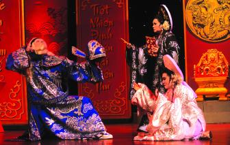 """Ngày giỗ Tổ sân khấu, nghĩ về """"vị nhạc trưởng"""" đi vắng..."""