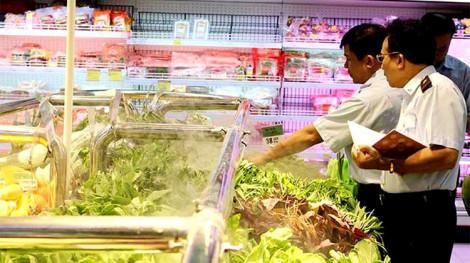 TPHCM: Từ ngày 1/10, kiểm tra an toàn thực phẩm trong trường học