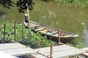 """Một ngày ở """"làng du lịch cộng đồng"""" Cồn Sơn"""