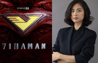 Ngô Thanh Vân làm phim siêu anh hùng