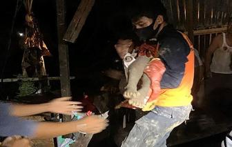 Sạt lở đất ở Indonesia làm ít nhất 11 người chết