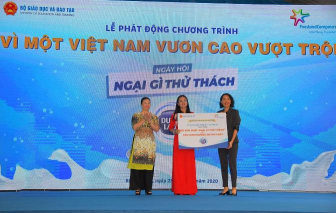 Sữa Cô Gái Hà Lan: Sân chơi 'Ngại gì thử thách' đầu tiên trong dự án 55 tỷ 'Vì một Việt Nam vươn cao vượt trội' đã đi vào hoạt động