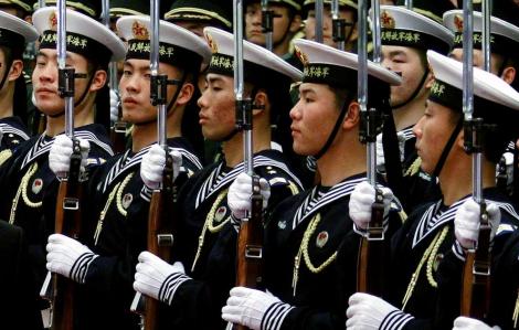 Trung Quốc lại tập trận đồng thời ở 4 vùng biển