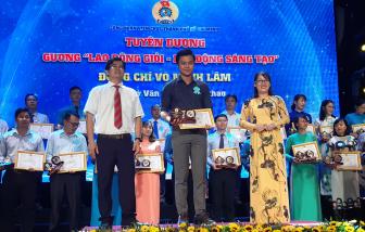 """Phóng viên Báo Phụ Nữ TPHCM được tuyên dương """"Lao động giỏi - Lao động sáng tạo"""""""