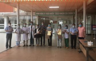 Quảng Nam không còn bệnh nhân COVID-19