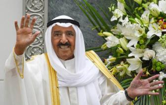 Quốc vương Kuwait qua đời ở tuổi 91