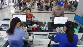 Vé tàu Tết Tân Sửu chính thức bán từ 8g ngày 1/10, giảm 20% so với năm trước