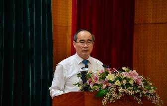 Bí thư Thành ủy TPHCM: Càng khó khăn càng phải tin vào sức sáng tạo của hệ thống chính trị