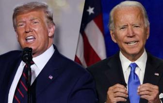 """Donald Trump - Joe Biden: """"Cuộc tranh luận hỗn loạn và xấu xí"""""""