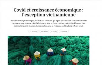 Báo Pháp khen ngợi Việt Nam chống dịch COVID-19 thành công
