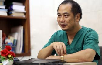 Bác sĩ Nguyễn Trung Cấp được vinh danh là công dân Thủ đô ưu tú