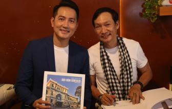 """Nguyễn Phi Hùng và nhiếp ảnh gia Thế Phong """"đi rong"""" Sài Gòn"""