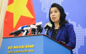 Nối lại đàm phán Bộ quy tắc ứng xử trên Biển Đông là ưu tiên của ASEAN và Trung Quốc