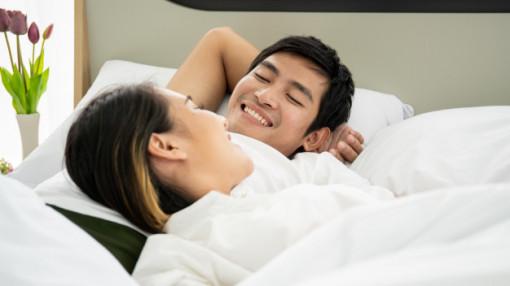Vì yêu vợ nên chồng tiết chế
