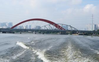 Thăm địa đạo Củ Chi bằng tàu cao tốc
