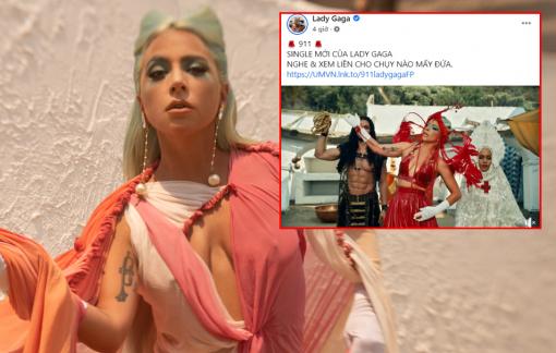 Lady Gaga nhắn gởi gì đến fan Việt?