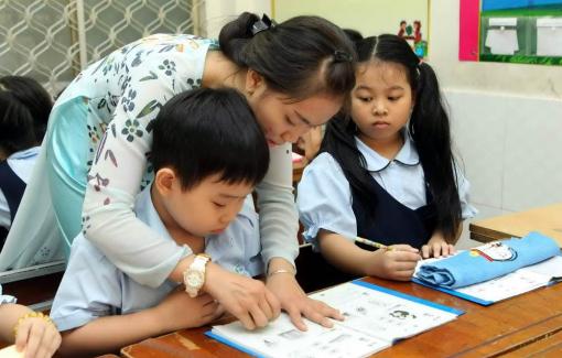 Bộ GD-ĐT: Không giao bài tập về nhà cho học sinh lớp 1