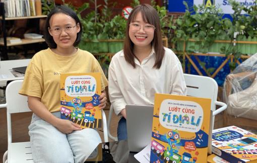 Sách tương tác chuyển động đầu tiên của tác giả Việt Nam