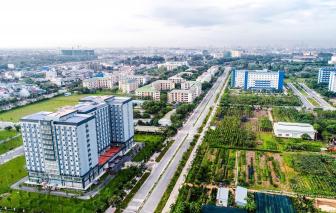 Đề xuất cắt 10ha đất thuộc Đại học Quốc gia làm khu tái định cư