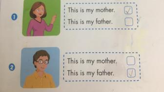 Tiếng Anh lớp Một không dành cho học sinh lớp Một