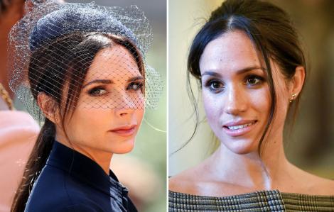 Victoria Beckham khuyên Meghan Markle sống thật với chính mình