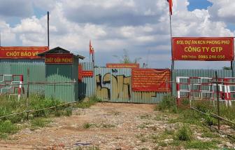 Khu Công nghiệp Phong Phú: Xây dựng trái phép, cưỡng chế xong xây lại tiếp