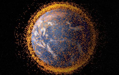Bãi rác ngoài không gian: Cơn ác mộng nay đã thành hiện thực