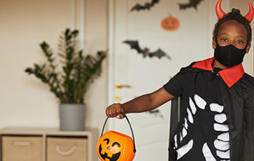 Năm nay không có Halloween
