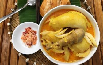 Cà ri sầu riêng – món ăn lạ miệng gây tranh cãi