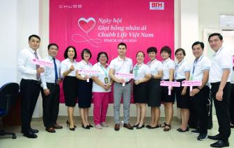 Chubb Life Việt Nam tổ chức ngày hội hiến máu nhân đạo tại TP.HCM