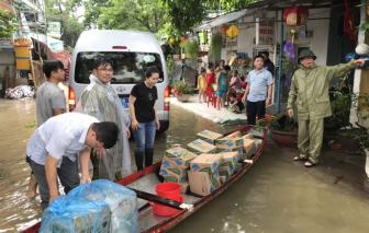 ĐH Huế và ĐH Đà Nẵng gia hạn thời gian nhập học vì mưa lũ