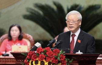 """Tổng bí thư, Chủ tịch nước: """"Hà Nội chưa khi nào có được quy mô, vị thế, tầm vóc và cơ hội phát triển như bây giờ"""""""