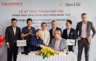Sun Life Việt Nam và California Fitness & Yoga ký kết thỏa thuận hợp tác
