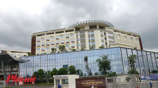 Bệnh viện Ung bướu TPHCM cơ sở 2 chính thức đưa khu khám bệnh vào hoạt động