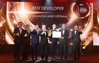 """Gamuda Land Việt Nam nhận giải """"Nhà phát triển bất động sản xuất sắc"""" tại PropertyGuru Vietnam Property Awards 2020"""