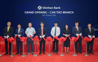 Ngân hàng Shinhan chính thức khai trương chi nhánh Cần Thơ