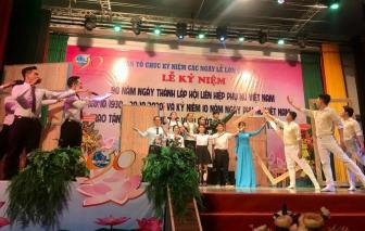 Sân khấu hóa lịch sử phụ nữ Việt Nam