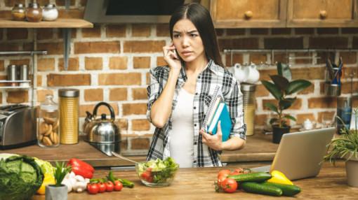Con dâu sợ bếp nhà chồng