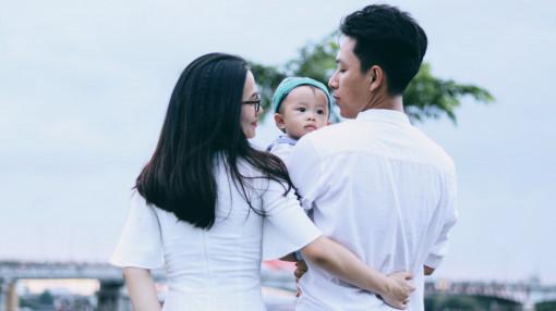 Dấu mốc cuộc đời: Tôi đã làm cha ở thời điểm bất ngờ