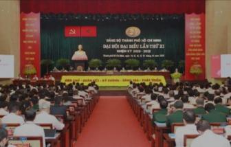 """Bí thư Thành ủy TPHCM: """"Đại hội là dấu mốc mở ra giai đoạn quan trọng của TPHCM"""""""