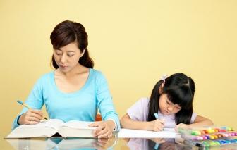 Con trẻ cần sự hiện diện của cha mẹ