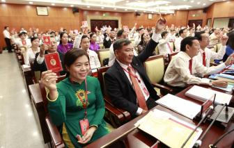 Đại hội đại biểu Đảng bộ TPHCM lần thứ XI họp phiên trù bị