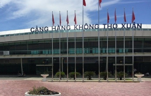 Tạm ngưng khai thác sân bay Vinh và Thọ Xuân do bão số 7