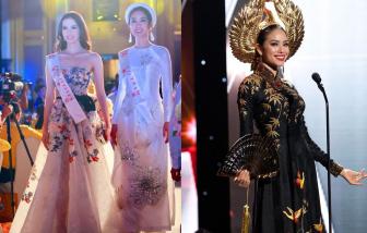 Áo dài Việt: Cơ hội định vị ở các cuộc thi nhan sắc quốc tế