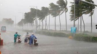 Có thể sẽ thêm một cơn bão đổ bộ miền Trung vào ngày 17/10