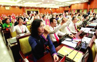 Đại hội Đảng bộ thành phố chú trọng văn hóa gia đình
